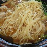 広州市場 - 細麺