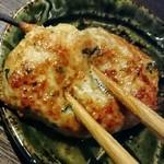地鶏割烹 稲垣 - つくねの肉汁ぶしゃー☆
