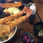 三喜 - 料理写真:ジャンボ天丼 2,052円