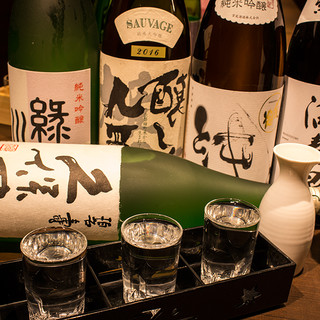 日本銘酒『田酒』・『獺祭』取り扱い店!!