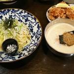 麺屋 よつ葉 - つけ麺