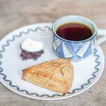 コマグラ カフェ - コーヒーとビスケット