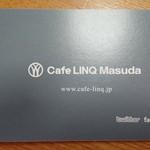 Cafe LINQ - (20180729)