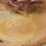 麺や厨 - チャーシューねっ鶏そば+味玉