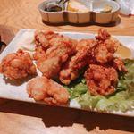 にしのわびさび - 鶏の唐揚げ