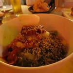 90015092 - ビビン冷麺 980円(2017年7月)