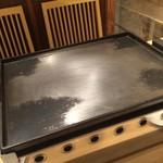90016472 - 料理を乗せる鉄板