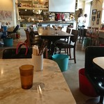 THE mid DINER - 店内