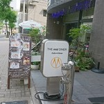 THE mid DINER - 外観