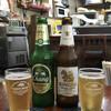 ナームチャイ - ドリンク写真:2種のタイビール