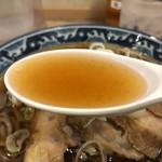 山系無双 烈火 - 冷たいスープ