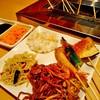 串家物語 - 料理写真:二種類の焼きそば。