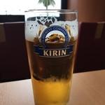 カンナ - 泡のないビール