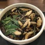 90021452 - 山菜キノコ蕎麦