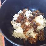 丸善水産 - シジミの佃煮たっぷり