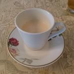 レストラン シェ・リュイ - 本日のスープ