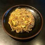 90024225 - ミニ高菜チャーハン(370円)