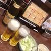 だるま - ドリンク写真:瓶ビール¥580