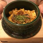 御りょうり屋 伊藤 - 料理写真:穴子の炊き込みごはん
