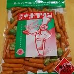 美濃屋あられ製造本舗 - 横浜ナポリタン
