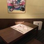 銀座 海老料理&和牛レストラン マダムシュリンプ東京 - マダムシュリンプ(東京都中央区銀座)店内・LOFTの特等席!