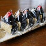 うおぬま倉友農園 おにぎりや - 料理写真: