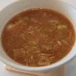 らぁ麺ダイニング カルム - つけ汁