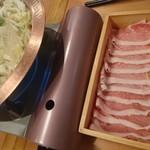 薬膳鍋 豚しゃぶ専門店 西谷 -
