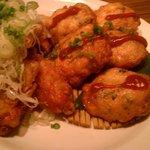 9003692 - 海老っプリッさつま揚げ&若鶏の唐揚げネギ塩レモン(2時間飲み放題付9品3600円コース)