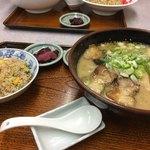 らーめんじゃ!川田商店 - ◆とんこつラーメン&小焼飯◆