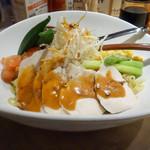 ほくと亭 - 夏・サラダ麺