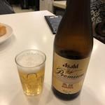 神戸元町別館牡丹園 - 瓶ビール