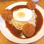 助宗食堂 - ミートボール(3個)