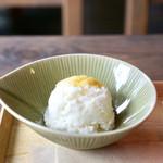 ごはん×カフェ madei - ぬくもりを感じる はちみつ大根アイス