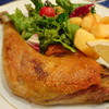 シンケンファクトリー - 料理写真:角田産あか鶏のコンフィ