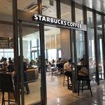 スターバックスコーヒー - 入口(出口)