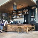 スターバックスコーヒー - カウンター