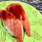回転寿司 根室花まる - 煮あなご