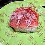 回転寿司 根室花まる - 味わい明太子握り