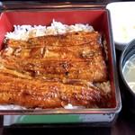 和食レストランとんでん - 料理写真:うな重2354円