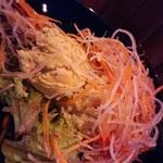 ザイマカ - 中にマスタード入りポテトサラダがたっぷり(≧∀≦) これ美味しい~!!