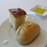 ラ・フェット ひらまつ - パン