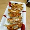 Marugenraamen - 料理写真:餃子