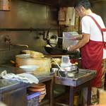 餃子飯店 -