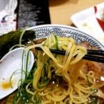 丸源ラーメン - こんな麺