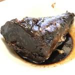 三ちゃん食堂 - 鯖の味噌煮