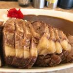 肉汁らーめん 公 - カレー豚一本