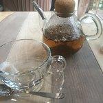 カフェ ダイニング アジュール - ドリンク写真:棒林檎茶