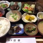 かっぽう田舎 - 料理写真:
