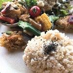 米day no.1 - 雑穀米。3種類選べるよ~